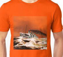 RMS Titanic's Senior Sister RMS Olympic Unisex T-Shirt