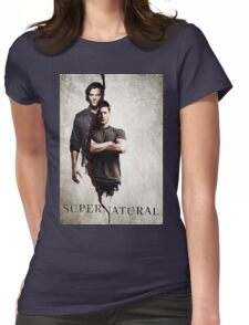 Supernatural 1 Womens Fitted T-Shirt