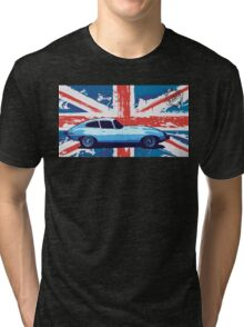 DLEDMV - UK Type E Tri-blend T-Shirt