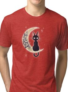 I love you to the moon & back Tri-blend T-Shirt