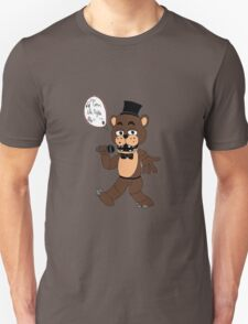Cartoon Freddy~ Unisex T-Shirt