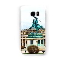 Austria - Heroes' Square at Vienna Samsung Galaxy Case/Skin