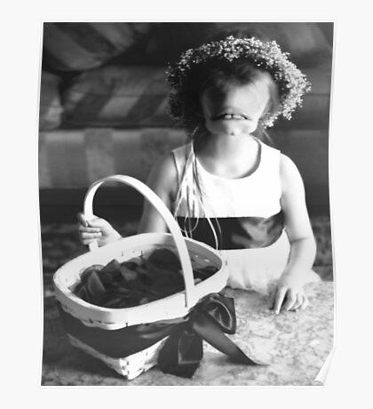 Flower Girl, a Zika Poster