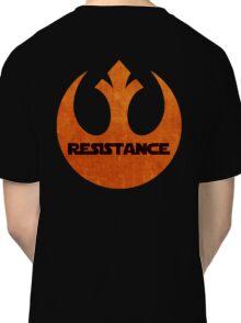 The Resistance logo Classic T-Shirt