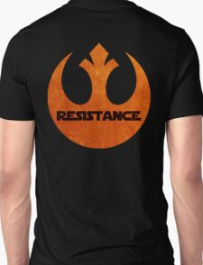 The Resistance logo Unisex T-Shirt
