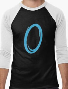 Blue portal Men's Baseball ¾ T-Shirt