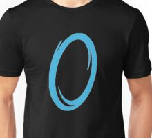 Blue portal Unisex T-Shirt