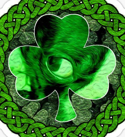 Celtic Boston Sticker