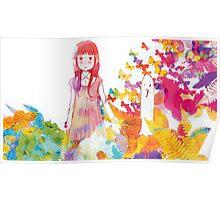 """Oyasumi PunPun"" Poster"
