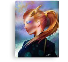 targaryen girl Canvas Print