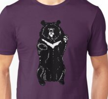 Black himalayan bear Unisex T-Shirt