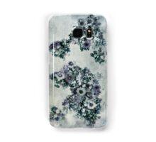 floral world map 2 Samsung Galaxy Case/Skin
