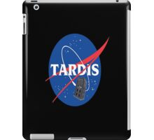 Tardis Nasa Space Program iPad Case/Skin