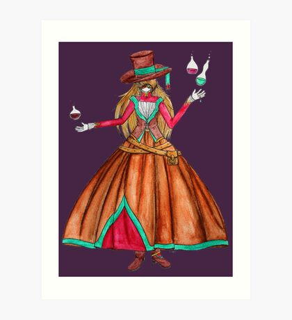 The Alchimist Art Print