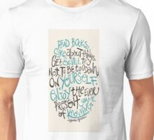 Hank Green Quote Unisex T-Shirt
