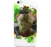 Yoda star wars iPhone Case/Skin