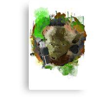Yoda star wars Canvas Print