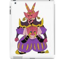 Decorated Demon iPad Case/Skin