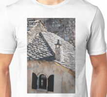 Window in Mostar Unisex T-Shirt
