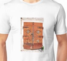 Metal Door in Mostar Unisex T-Shirt