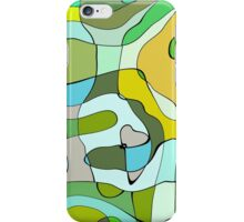 background colors iPhone Case/Skin