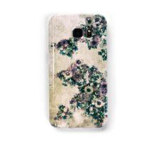 floral world map 3 Samsung Galaxy Case/Skin