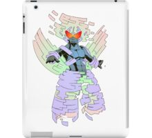 Dimension Man iPad Case/Skin