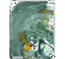 Oil and Water #82 iPad Case/Skin