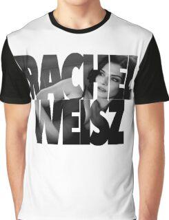 Rachel Weisz T-Shirt Graphic T-Shirt