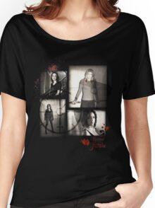 Women of SHIELD - Femme Fatale Women's Relaxed Fit T-Shirt