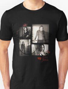 Women of SHIELD - Femme Fatale Unisex T-Shirt