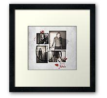 Women of SHIELD - Femme Fatale Framed Print