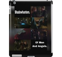 Of men and Angels  iPad Case/Skin