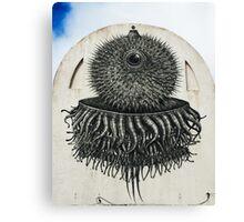 Cozumel Bodega Creature Canvas Print
