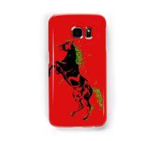 Evil horse Samsung Galaxy Case/Skin