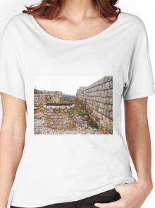 Castello di Ravistagno Women's Relaxed Fit T-Shirt