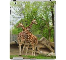 You Bet Giraffe! iPad Case/Skin