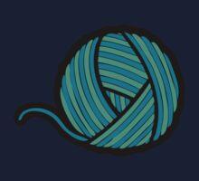 Wool & Yarn Pattern Kids Tee