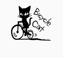 Bicycle Cat Unisex T-Shirt