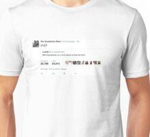 Kim Kardashian Tweet Unisex T-Shirt