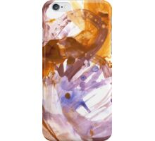 Oil and Water #84 iPhone Case/Skin