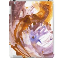 Oil and Water #84 iPad Case/Skin