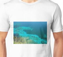 Lago di Cornino in Spring Unisex T-Shirt