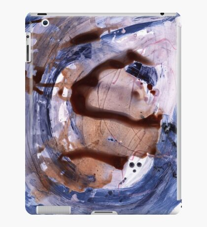 Oil and Water #86 iPad Case/Skin