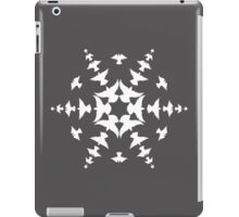 Dove Snow Flake iPad Case/Skin