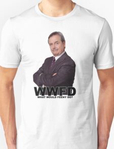 what would feeny do? Boy meets world T-Shirt