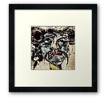 The Matador Juan Framed Print