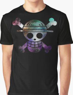 Mugiwara Galaxy Graphic T-Shirt