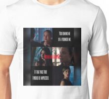 Mother and Daughter - The Lightwoods  Unisex T-Shirt