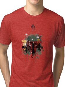 Bounty Hunter Tri-blend T-Shirt
